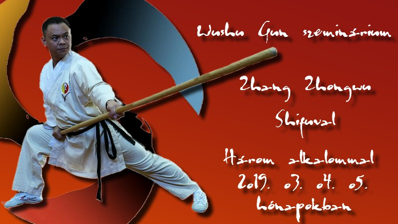 Wushu gun szeminárium